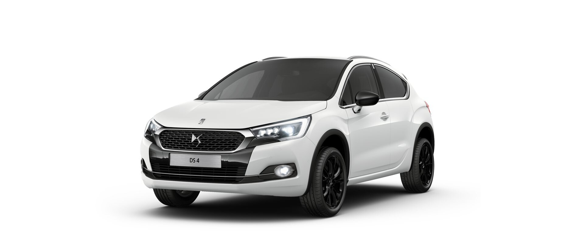 DS 4 Crossback - finitions - Sport Chic